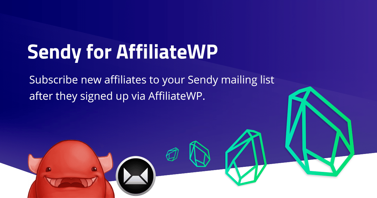 Sendy for AffiliateWP