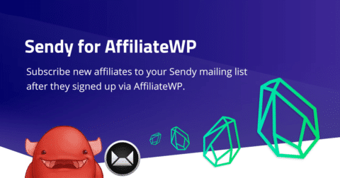 KryptoniteWP - AffiliateWP Sendy Integration