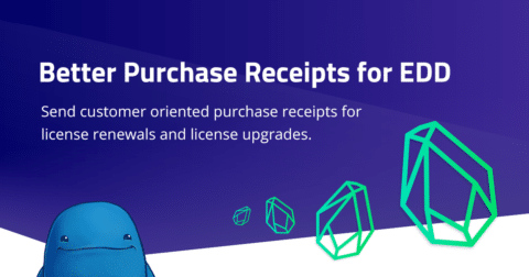 Easy Digital Downloads - Better Purchase Receipts