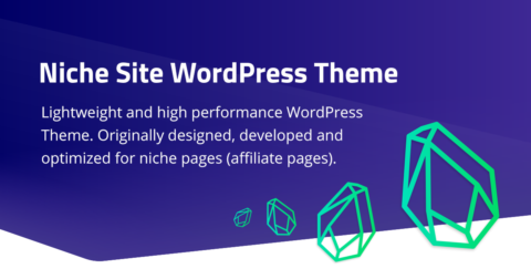 KryptoniteWP - NicheWP - Niche Site WordPress Theme