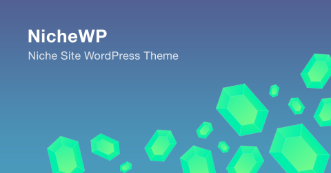 NicheWP WordPress Theme