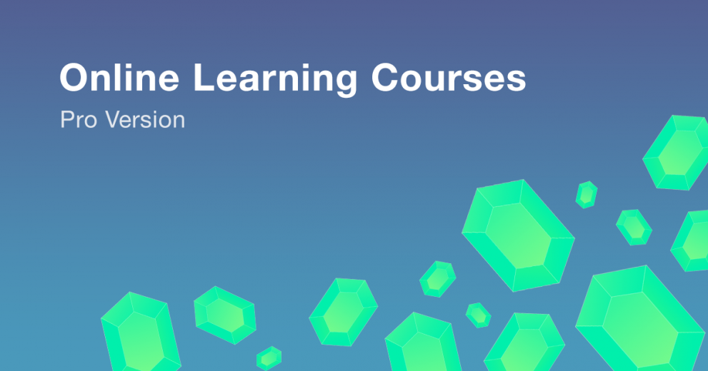 Online Learning Courses Pro