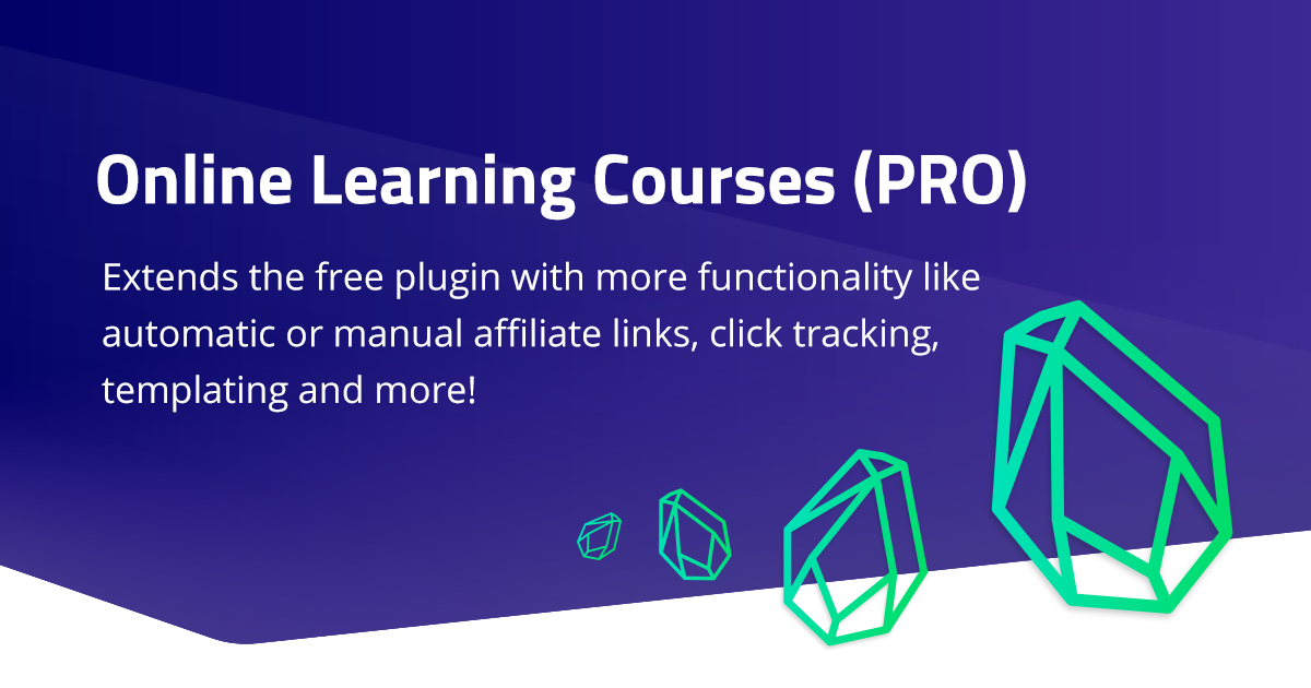 Online Learning Courses – PRO